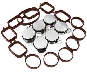6 x 32mm bouchon clapet Rabats Reparation avec collecteur Admission Joints pour E46 E60 E65 E53