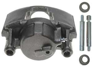 ACDelco 18FR742N Professional Front Driver Side Disc Brake Caliper Assembly without Pads (Friction Ready)