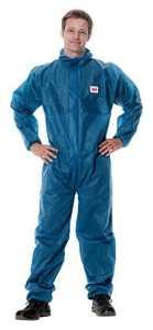 Combinaison de protection 3M™ 4500 bleu, taille S