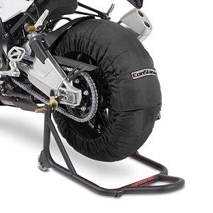 Couverture chauffante pneu Set 60-80 C noir pour Suzuki GSX-R 1000/ R, GSX-R 750/600