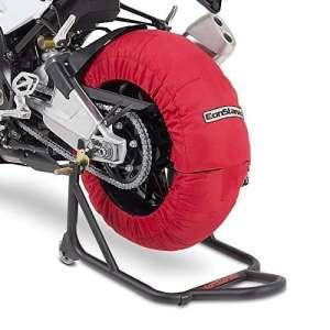 Couvertures Chauffantes ConStands Superbike 60-80 °C Paie Rouge