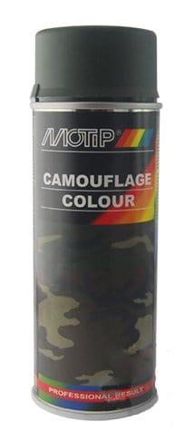 Greenstar 10124 Peinture Vert Bronze camouflage 400 ml