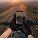 LePionnier Gants Moto Tactiles Confortables, Gants Tactique Combat Anti-Glissant Anti-Usure(XL, Noir)