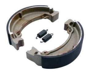 Mâchoires de frein TRW MCS805 130x30mm TYP 805 Honda CA 125 Rebel JC24 95-96 (arrière)