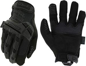 Mechanix Wear – M-Pact Covert Gants (Large, Noir)