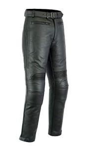 Jean/Pantalon de Moto – Homme – Cuir – W36 L35