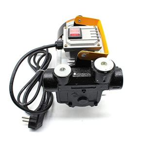 Pompe à huile diesel 60 l/min Pompe à huile pour carburant auto-amorçante Pompe d'aspiration d'huile