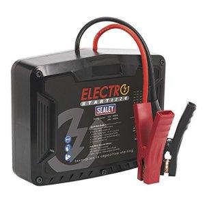 Sealey E/Start800Electrostart® Intuos3Démarrage 800A 12V, multicolore, E/START1224 0 wattsW, 0 voltsV