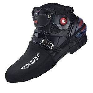 CHCYCLE Protecteur de Levier de Vitesses Accessoires pour Moto Bottes & Chaussures Protector (L)