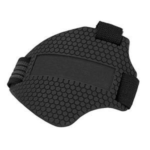 Wapern Protection De Chaussure pour La Moto – Anti-Abrasion Couvre Protecteurs De Chaussure Bottes pour Levier De Vitesses Moto – Protège Chaussures Moto