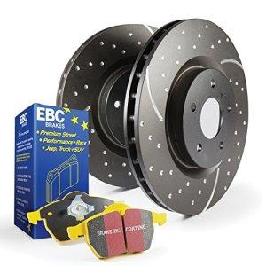 EBC Brakes S5KR1179 Disc Brake Pad and Rotor Kit