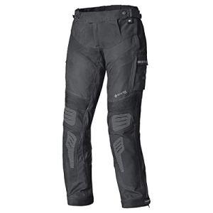 Held ATACAMA BASE Pantalon de moto pour homme avec membrane Gore-Tex Pro, doublure en maille respirante Coolmax, protections aux hanches et aux genoux, réflecteurs 3M-Scotchlite 5XL