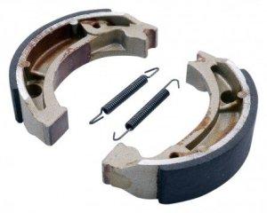 Mâchoires de frein TRW MCS804 110x25mm TYP 804 HONDA MTX 200 RW MD07 83-84 (avant)