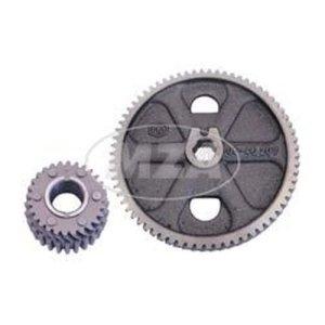 Roues motrices) la transmission et de la rotation des roues motrices de fixation à l'intérieur pour tS250 /, 1 eTZ250 eTZ251 eTZ301
