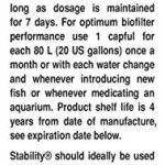 Seachem stabilité Système de stabilisation de réservoir, 250ml