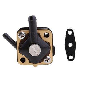 Sharplace Pompe à Carburant Électrique Moteur 6-15HP Avec Joint Accessoire Remplacement Pour Johnson Evinrude 397839 391638 395091 397274