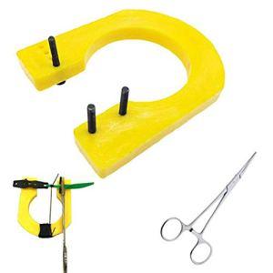 Slingshot Rubber Band Lié Outil Slingshot Rubber Band Attaché Assistant Portable Catapult Helper Accessoire