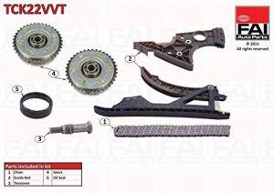 FAI TCK22VVT AutoParts Kit de chaîne de distribution