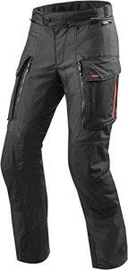 FPT083 – 1012-L – Rev It Sand 3 Motorcycle Trousers L Black Short
