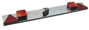 IMDIFA 933 Rampe Eclairage Remorque Complete