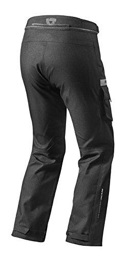 REV'IT Commuter Pantalon – XL – Court, Noir