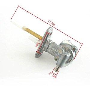 Générique Réservoir de carburant valve commutateur de robinet pour Yamaha Raptor 660 2001 – 2005
