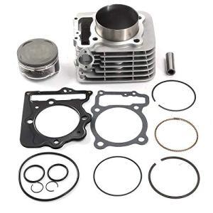 Ophelia Accessoires Moto for Honda TRX400EX 89mm 440cc Cylindre à Piston Joint Kit Accessoires Moto Accessoires Moto