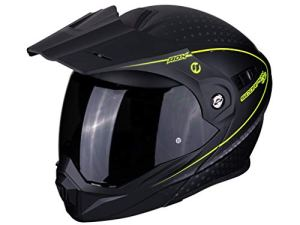 SCORPION 84 – 282 – 157 – 07 ADX-1 Horizon Matt Black-Neon Yellow XXL