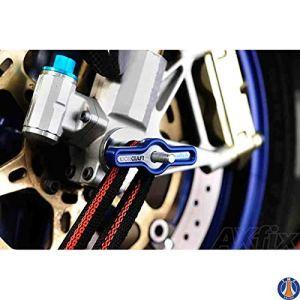 AXfix Solution de transport brevetée pour moto Aprillia Kawasaki