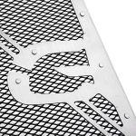 R1200GS Moto Radiateur Garde Réservoir D'eau Refroidisseur Grill Grill Grille Net Protecteur De Couverture pour B-M-W R 1200GS R 1200 GS ADV (Noir)