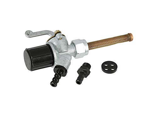 Replika Robinet à essence 12 l/h pour Simson SR4-3 Sperber, SR4-4 Habicht – MZ ES, ETS, BK350 – IWL TR150 Troll