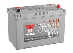 YUASA – BATTERIE YUASA YBX5335 SILVER 12V 95Ah 830A