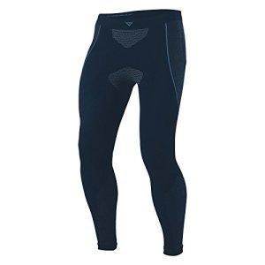 Dainese-D-CORE DRY Pantalon LL, Noir/Anthracite, Taille XL/X