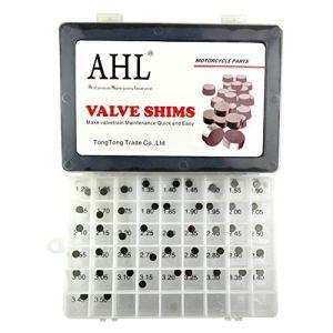 AHL 47pcs 7.48mm 1.20mm – 3.50mm Pastilles de réglage aux soupapes Valve Shim pour Yamaha YZF-R6 1999-2009