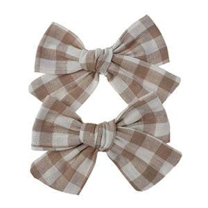 Bohème En épingle à Cheveux Dans La Décoration De Cheveux Floral Coton Imprimé Bowknot Bandeau Mode