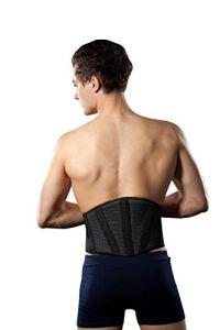 Ceinture lombaire de qualité, Moto Sangle Bandage pour le dos, protection des reins rein Ceinture