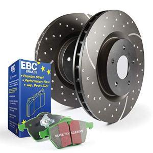 EBC Brakes S3KF1119 Disc Brake Pad and Rotor Kit