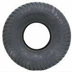 Ensemble de deux pneus 15×6.00-6 et tubes