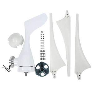 Éolienne, NE-100S 100W 3PCS 580mm Lames de vent en fibre de nylon Power Windmill Augmenting Annual Power Generation(1#)