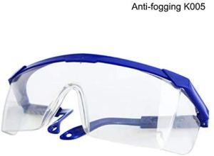 Gaojian Désembuage aux Projections de poussière Goggles Transparentes et Windbreakers pour la Recherche Industrielle,A