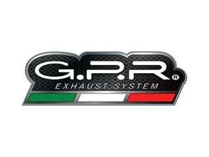 GPR slip-on pot échappement terminale–CR & s duu 2014Dual homologated exhaust System by gPR exhaust Systems cuntrari Line