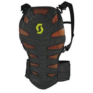 Scott Soft CR II Protection dorsale Noir/Vert