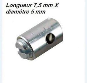 Serre câble Algi 00428010-100 poignée de gaz Magura 5×7,5mm mobylette scooter