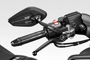TMAX 530 2012/16 – Kit Miroirs 'Revenge' CL (R-0838) – Homologué – Rétroviseurs Latéraux Guidon – Aluminium – Accessoires De Pretto Moto (DPM Race) – 100% Made in Italy