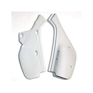 UFO Side Panels White Honda XR600R