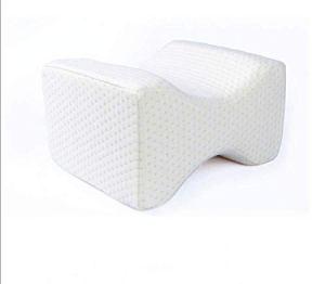 ZCXBHD Beddings Knee Pillow Idéal pour La Jambe Inférieure Le Dos Et Les Douleurs Au Genou – Oreiller pour Jambes avec Contour en Mousse Mémoire