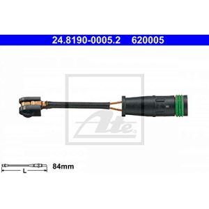 ATE 24.8190-0005.2 Contact d'avertissement, usure des plaquettes de frein (lot de 2)