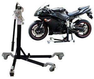 BIKETEK Bike It Support de Montage pour Kawasaki Ninja ZX10R 2011-2014