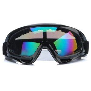 Dcolor T301 Lunettes Moto Motocross Goggle Anti-UV Brouillard CE POUR Honda Yamaha Suzuki
