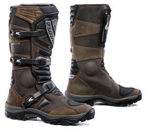 Forma Adventure Off-Road Motorcycle Boots (Brown, Size 9 US/Size 43 Euro) by FORMA